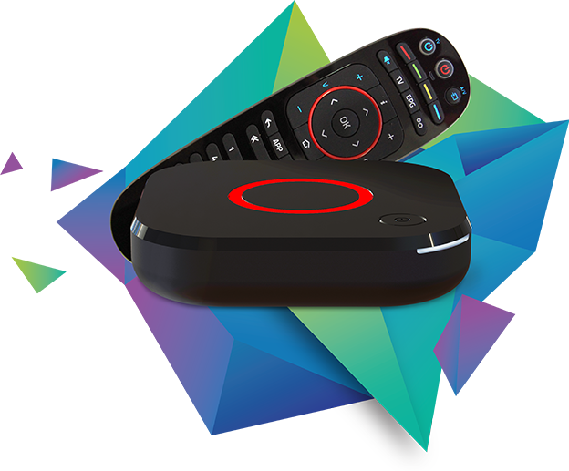 IPTV set top box